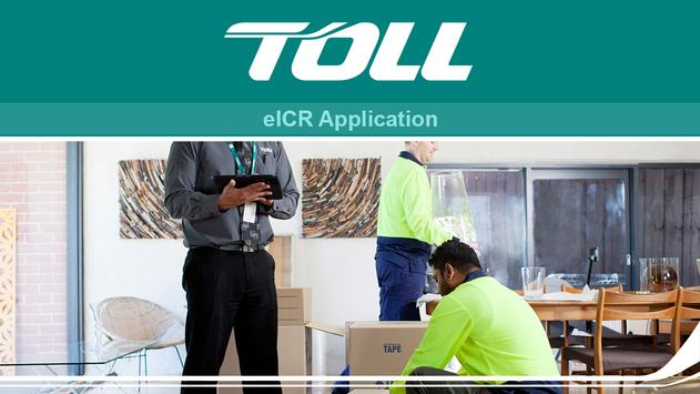 Toll eICR poster
