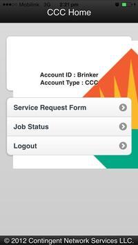 Customer Care Center - CCC apk screenshot
