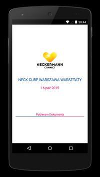 Neckermann Connect poster