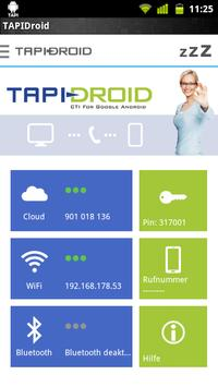 TAPIDroid (TAPI for Android) poster