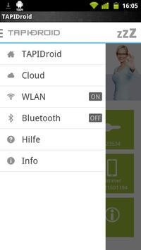 TAPIDroid (TAPI for Android) apk screenshot