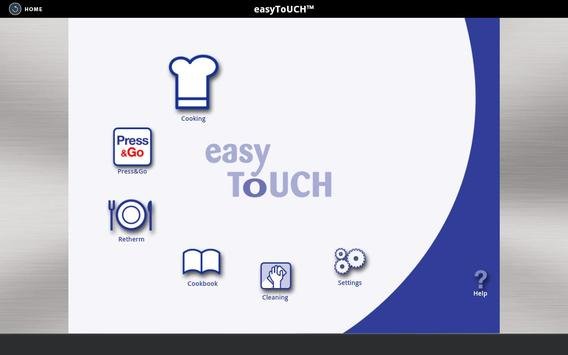 Manitowoc Convotherm easyToUCH poster