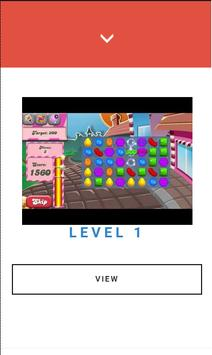 Video Guide for Candy Crush apk screenshot