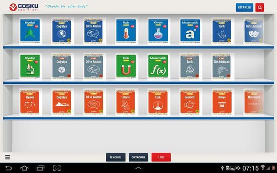 Cosku Books apk screenshot