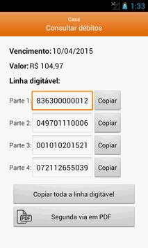 Copel Mobile apk screenshot
