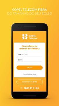 Copel Telecom poster