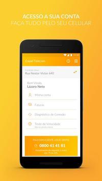 Copel Telecom apk screenshot