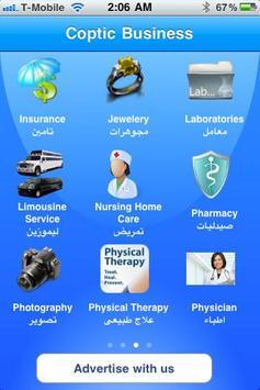 Coptic Business apk screenshot