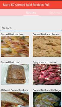 Corned Beef Recipes Full apk screenshot