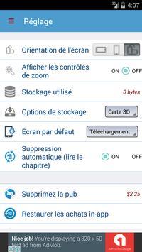 Manga Français apk screenshot