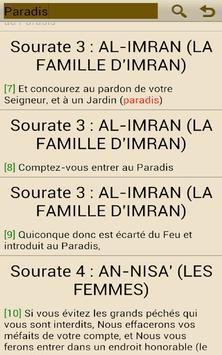 Traduction des sens du CORAN apk screenshot