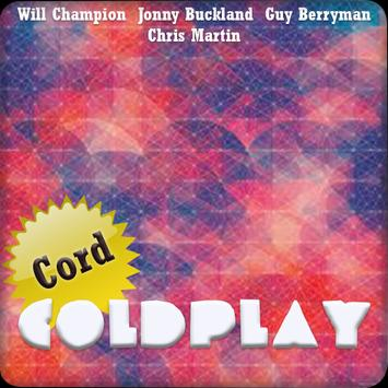 Cord & Liryc Coldplay poster
