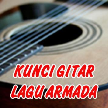 Cord Gitar Armada Band Songs poster