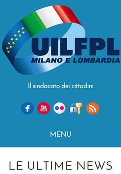 UilFpl Milano Lombardia 2015 poster