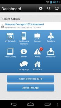 Concepts 2013 apk screenshot