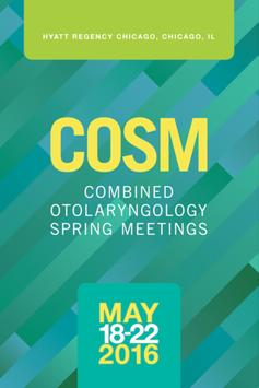 COSM 2016 poster