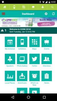 COSM 2016 apk screenshot