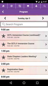 CoSN 2016 apk screenshot