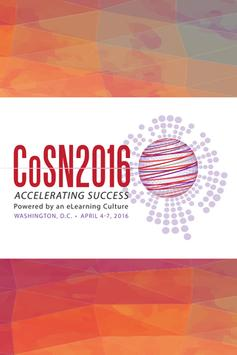 CoSN 2016 poster