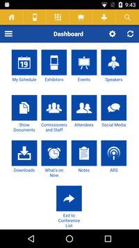 CALEA Conferences apk screenshot