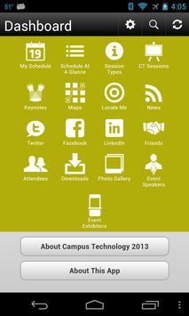 Campus Technology 2013 apk screenshot