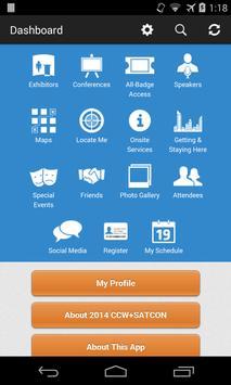 2014 CCW+SATCON apk screenshot