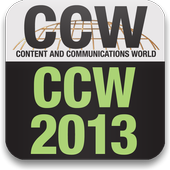 Content & Communications World icon