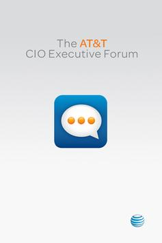 AT&T CIO New Orleans poster