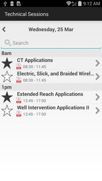 Coiled Tubing & Well Conf 2015 apk screenshot