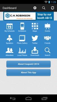 CouponU 2014 apk screenshot