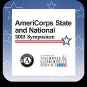 2015 AmeriCorps Symposium icon