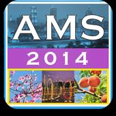 2014 AMS 94th Annual Meeting icon