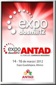 Expo ANTAD 2012 poster