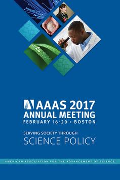 AAAS 2017 Annual Meeting poster