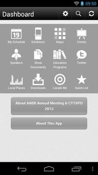 AABB Meeting & CTTXPO 2013 apk screenshot