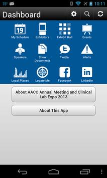 AACC Meeting & Lab Expo 2013 poster