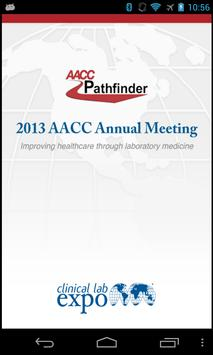 AACC Meeting & Lab Expo 2013 apk screenshot