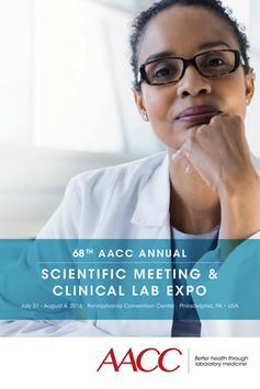2016 AACC Annual Meeting poster