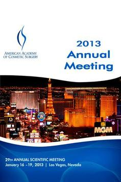 AACS 29th Annual Meeting poster
