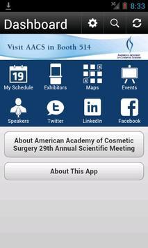 AACS 29th Annual Meeting apk screenshot