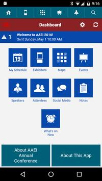 AAEI Conferences apk screenshot