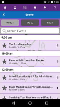 AAGC Conferences apk screenshot