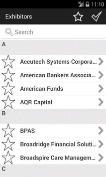 2015 ABA Wealth Management apk screenshot