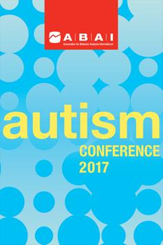 ABAI 11th Autism Conference poster