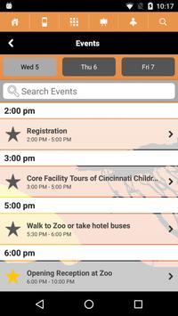 ABRF Event App apk screenshot
