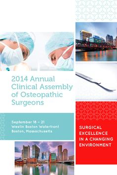 2014 Assembly of Surgeons poster