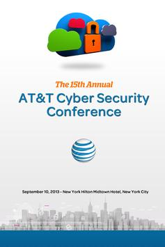 AT&T Annual CyberSecurity Con apk screenshot