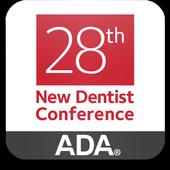 ADA 28th New Dentist Conf icon