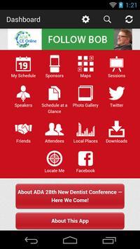 ADA 28th New Dentist Conf apk screenshot