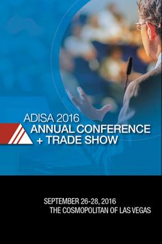 ADISA 2016 Annual Conference poster
